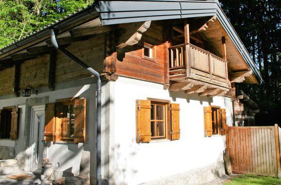 Außen Sommer 1 - Hauptbild, Chalet im Wald, Werfenweng, Pfarrwerfen, Salzburg, Österreich