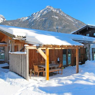 Außen Winter 42, Chalet Bärenkopf, Maurach, Tirol, Tirol, Österreich
