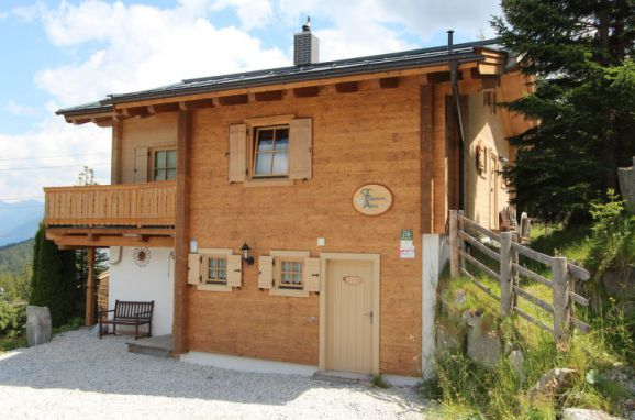 Außen Sommer 1 - Hauptbild, Bergchalet Königsleiten, Königsleiten, Zillertal, Tirol, Österreich