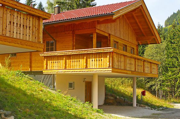 Außen Sommer 1 - Hauptbild, Chalet Venus, Bad Kleinkirchheim, Patergassen, Kärnten, Österreich