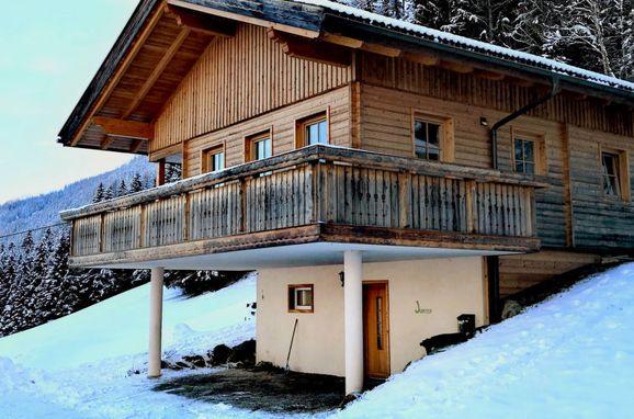 Außen Winter 23 - Hauptbild, Chalet Jupiter, Bad Kleinkirchheim, Patergassen, Kärnten, Österreich