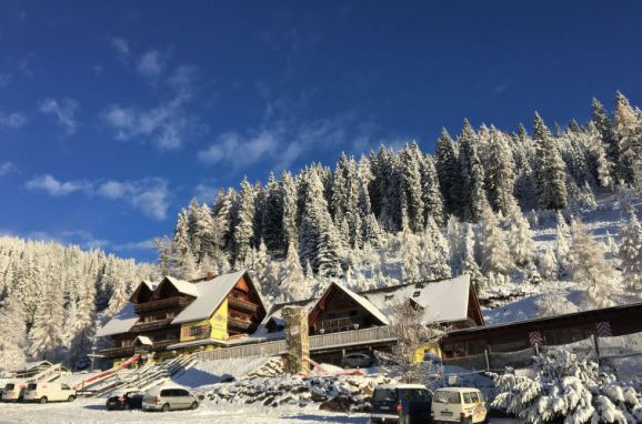 Außen Winter 15 - Hauptbild, Chalet Panorama, Hirschegg - Pack, Steiermark, Steiermark, Österreich