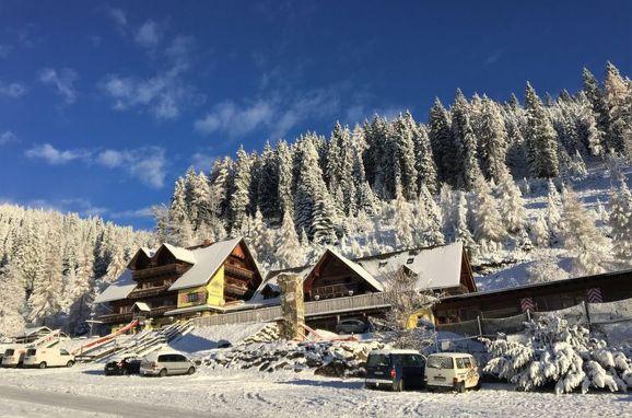 Außen Winter 26 - Hauptbild, Chalet Panorama, Hirschegg - Pack, Steiermark, Steiermark, Österreich