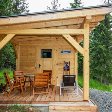 Outside Summer 2, Chalet Tom, Sirnitz - Hochrindl, Kärnten, Carinthia , Austria