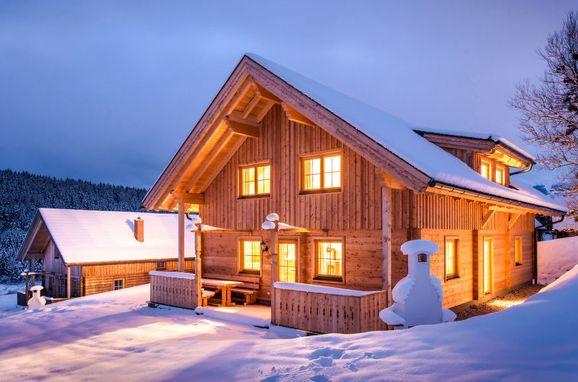 Außen Winter 26 - Hauptbild, Chalet Grimmingblick, Gröbming, Unterlengdorf, Steiermark, Österreich
