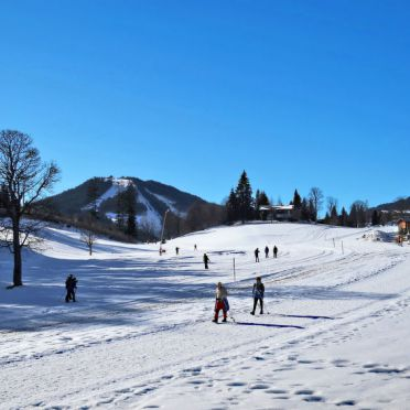 Innen Winter 22, Chalet Walcher, Ramsau am Dachstein, Ramsau am Dachstein, Steiermark, Österreich