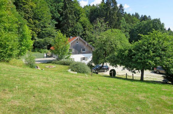 Outside Summer 1 - Main Image, Chalet Gulde, Lallinger Winkel, Bayerischer Wald, Bavaria, Germany