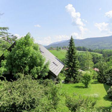 Innen Sommer 5, Hütte Hochfelln, Siegsdorf, Oberbayern, Bayern, Deutschland