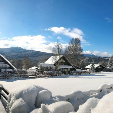Innen Winter 25, Hütte Hochfelln, Siegsdorf, Oberbayern, Bayern, Deutschland