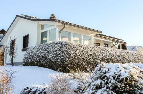 Außen Winter 33 - Hauptbild, Chalet Nest, Dittishausen, Schwarzwald, Baden-Württemberg, Deutschland