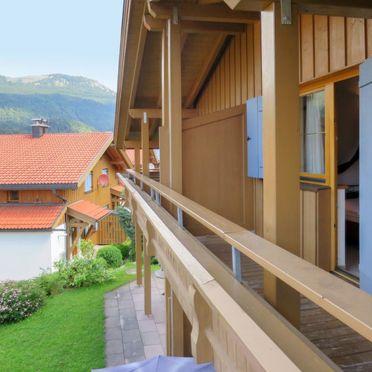 Innen Sommer 4, Ferienhütte Walchsee, Sachrang, Oberbayern, Bayern, Deutschland
