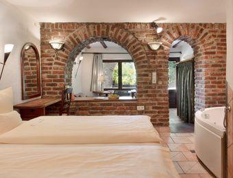 Comfort double room - Land Gut Höhne