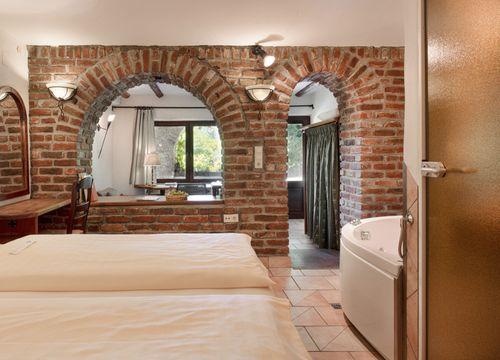 Comfort double room (1/3) - Land Gut Höhne