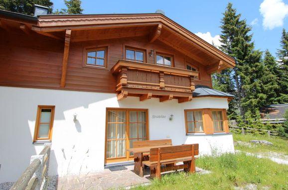 Außen Sommer 1 - Hauptbild, Bergchalet Königsleiten, Königsleiten, Zillertal, Steiermark, Österreich