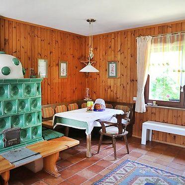 Innen Sommer 2, Hütte Rustika am Wörthersee, Klagenfurt am Wörthersee, Kärnten, Kärnten, Österreich