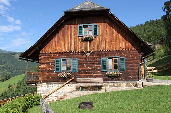Außen Sommer 1 - Hauptbild, Kopphütte am Klippitztörl, Klippitztörl, Kärnten, Kärnten, Österreich