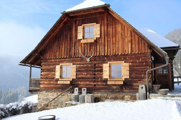 Außen Winter 52 - Hauptbild, Kopphütte am Klippitztörl, Klippitztörl, Kärnten, Kärnten, Österreich