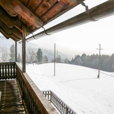 Außen Winter 53, Kopphütte am Klippitztörl, Klippitztörl, Kärnten, Kärnten, Österreich