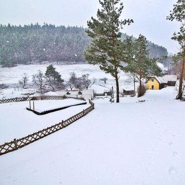 Außen Winter 26, Ferienchalet Feichtinger, Prigglitz, Niederösterreich, Niederösterreich, Österreich