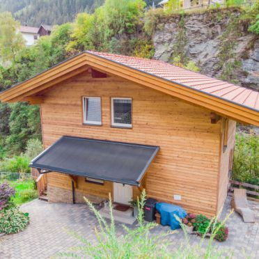 Außen Sommer 1 - Hauptbild, Chalet am Arlberg, Pettneu am Arlberg, Arlberg, Vorarlberg, Österreich