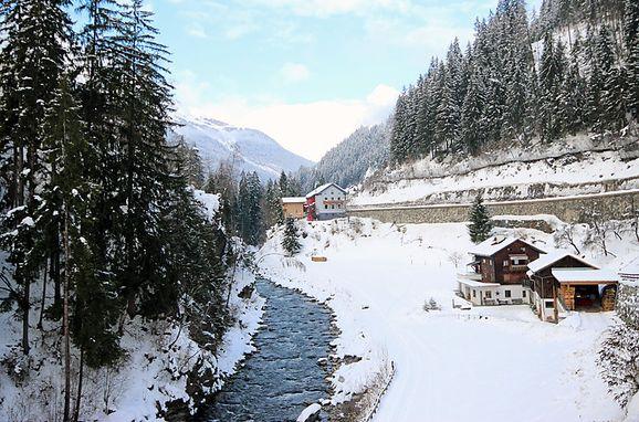 Außen Winter 21 - Hauptbild, Chalet am Arlberg, Pettneu am Arlberg, Arlberg, Vorarlberg, Österreich