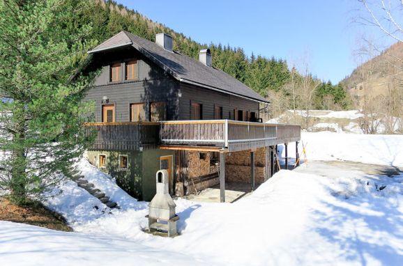 Außen Winter 19 - Hauptbild, Fischerhütte an der Enns, Stein an der Enns, Steiermark, Steiermark, Österreich