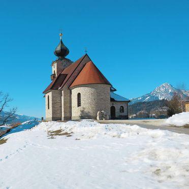 Innen Winter 23, Fischerhütte an der Enns, Stein an der Enns, Steiermark, Steiermark, Österreich