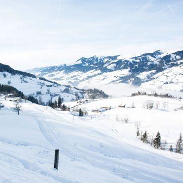 Außen Winter 22, Sonnenhütte Christine, Embach, Pinzgau, Salzburg, Österreich