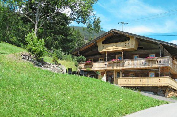 Innen Sommer 1 - Hauptbild, Alm Chalet in Stumm, Stumm im Zillertal, Zillertal, Tirol, Österreich
