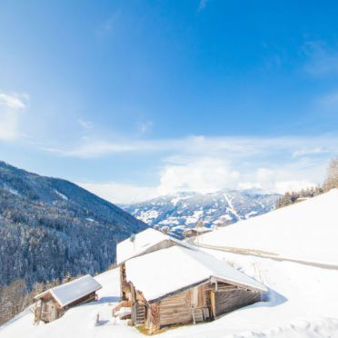 Outside Winter 39, Alm Chalet in Stumm, Stumm im Zillertal, Zillertal, Tyrol, Austria