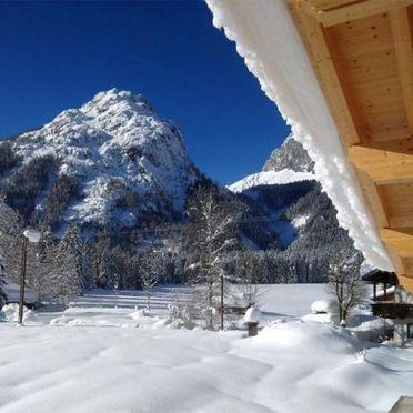 Außen Winter 24, Chalet Leßner, Leutasch, Tirol, Tirol, Österreich