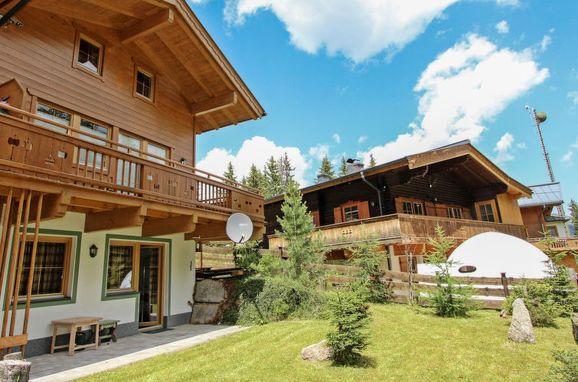 Außen Sommer 1 - Hauptbild, Chalet Hochkrimml, Königsleiten, Zillertal, Tirol, Österreich