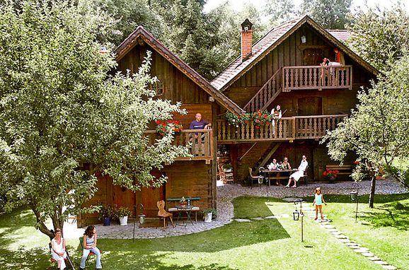 Außen Sommer 1 - Hauptbild, Troadkasten im Innkreis, Ried im Innkreis, Oberösterreich, Oberösterreich, Österreich