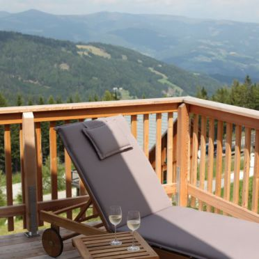 Außen Sommer 3, Chalet Klippitzrose, Klippitztörl, Kärnten, Kärnten, Österreich