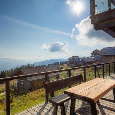 Außen Sommer 2, Chalet Panorama, Klippitztörl, Klippitztörl, Kärnten, Österreich
