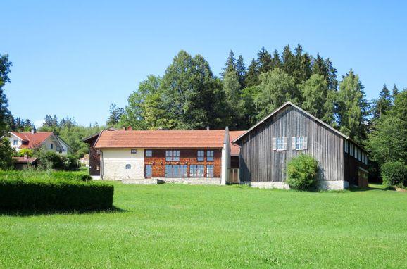 Outside Summer 1 - Main Image, Ferienhütte Mader, Bischofsmais, Bayerischer Wald, Bavaria, Germany
