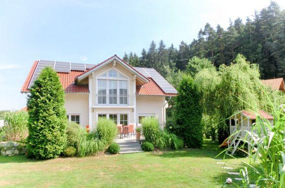 Außen Sommer 1 - Hauptbild, Ferienhaus Ederer, Schorndorf, Bayerischer Wald, Bayern, Deutschland