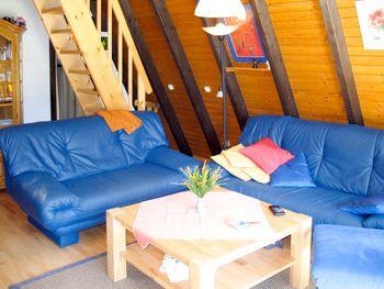 Hütte Jägerwiesen im Bayerischen Wald - Bayern - Deutschland