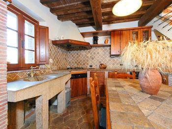 Casa le Fonte - Tuscany - Italy