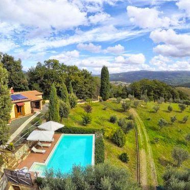 Außen Sommer 3, Villa Lustignano, Monterotondo Marittimo, Maremma, Toskana, Italien