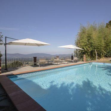 Innen Sommer 3, Appartamento Podere Berrettino, Reggello, Florence Countryside, Toskana, Italien