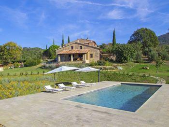 Casa Podere Capraia - Toskana - Italien