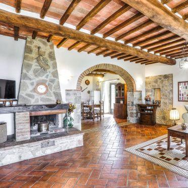 Innen Sommer 4, Villa Casale Il Poggino, Castellina in Chianti, Toskana Chianti, Toskana, Italien