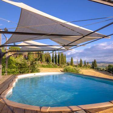Außen Sommer 3, Villa bel Giardino, Paganico, Maremma, Toskana, Italien