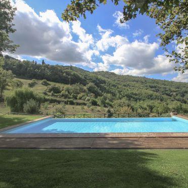 Außen Sommer 2, Villa Torsoli, Greve in Chianti, Toskana Chianti, Toskana, Italien