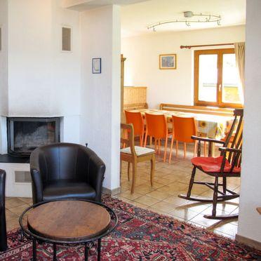 Innen Sommer 5, Chalet Edelweiss in La Tzoumaz, La Tzoumaz, Wallis, Wallis, Schweiz