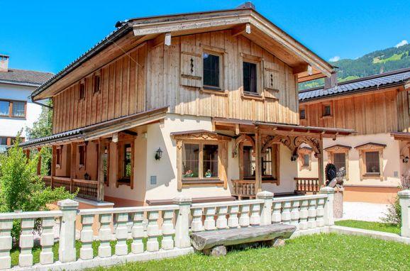 Außen Sommer 1 - Hauptbild, Chalet Schwendau, Mayrhofen, Zillertal, Tirol, Österreich
