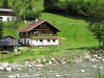 Ferienhütte Eben - Tirol - Österreich