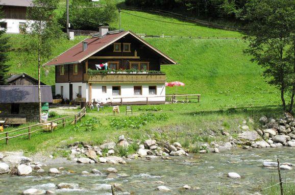 Außen Sommer 1 - Hauptbild, Ferienhütte Eben, Mayrhofen, Zillertal, Tirol, Österreich