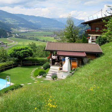 Außen Sommer 3, Chalet Egger, Zell am Ziller, Zillertal, Tirol, Österreich